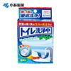 小林制药(KOBAYASHI)小林马桶洗净中马桶清洁剂清洁去污去垢厕所清洁泡腾片