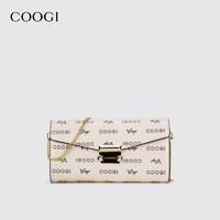COOGI E306227215 女士环保彩印信封包