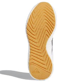 adidas 阿迪达斯 alphabounce rc 2 m 男子跑鞋 D96524 黑白生胶 44.5