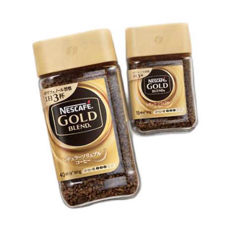Nestlé 雀巢 金牌 黑咖啡粉 80g*2罐