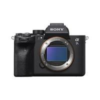 SONY 索尼 Alpha 7S III 全画幅 微单相机 黑色 单机身