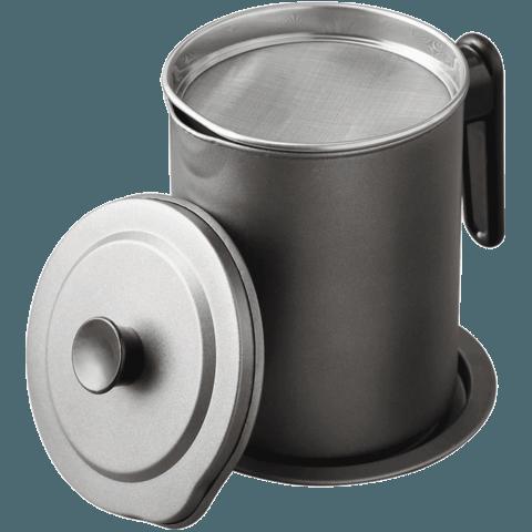 McAshi 麦卡仕  不锈钢过滤油壶 1.4L