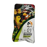 MUSCLE PRINCE 肌肉小王子 鸡肉蔬菜饼 60g*10袋