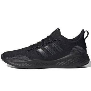 adidas 阿迪达斯  Fluidflow 2 男子跑鞋 FZ1985 黑色 39