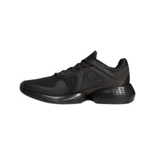 adidas 阿迪达斯 Alphatorsion 360 中性跑鞋 FW0666 黑色 42
