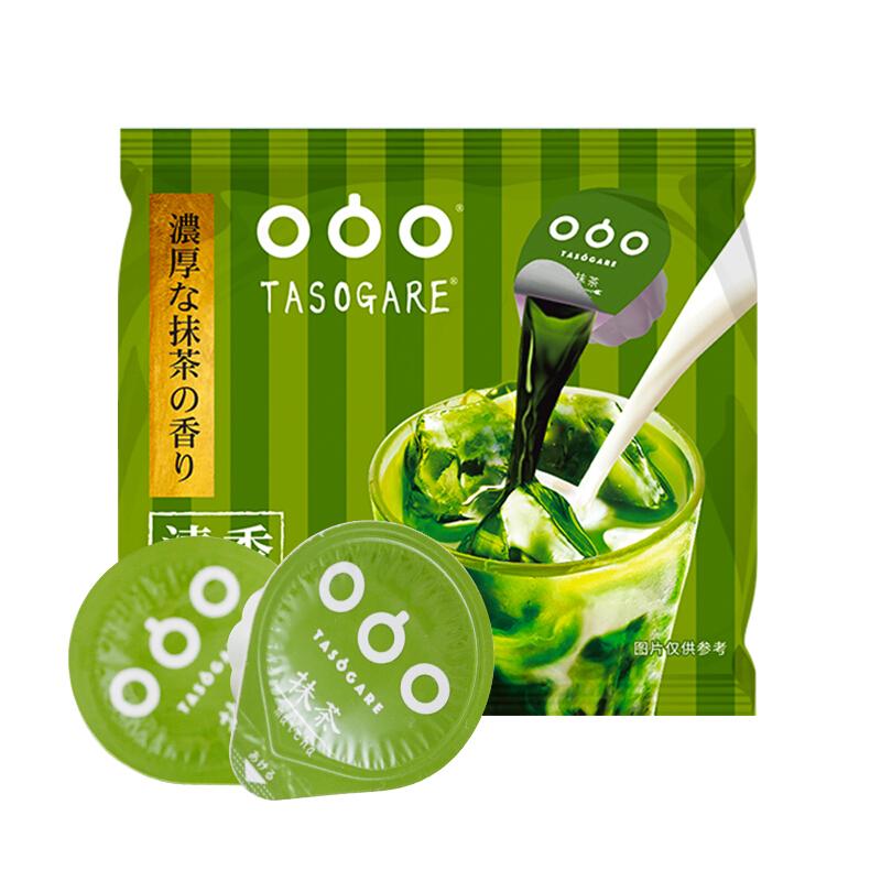 TASOGARE 隅田川 抹茶胶囊 72g