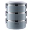DEBO 德铂 DEP-DS105 饭盒 2.1L 淡蓝