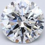 Blue Nile 8.58克拉圆形钻石