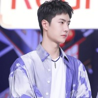 FMACM x 刘国强 男士蓝天白云长袖衬衫 FM20SS2A