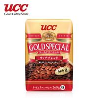 UCC 悠诗诗  金牌风味咖啡豆 360g