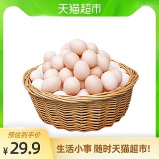 燕域田园土鸡蛋40枚装农户散养新鲜草鸡蛋柴鸡蛋笨鸡蛋五谷散养