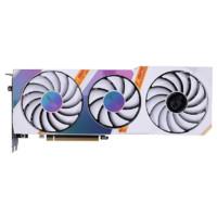 COLORFUL 七彩虹 iGame GeForce RTX 3060 Ultra W OC 12G 显卡 12GB 白色