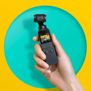 DJI 大疆 灵眸Osmo系列 Pocket 口袋云台相机