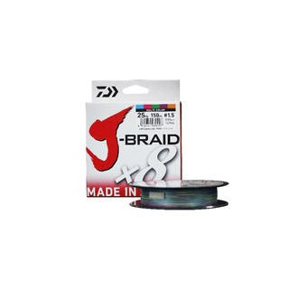 DAIWA 达亿瓦 J-BRAID X8 PE钓鱼线 09002024