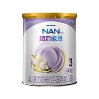 京东PLUS会员:Nestlé 雀巢 超级能恩 婴儿奶粉 3段 800g