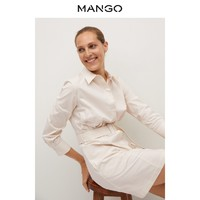 MANGO 芒果 77072889 女士连衣裙