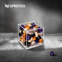 NESPRESSO View 胶囊咖啡收纳 树脂玻璃透明存储盒(不含胶囊)