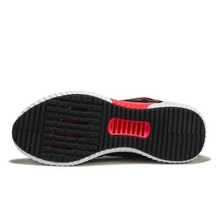adidas 阿迪达斯 climacool 2.0 w 中性跑鞋 B75842 黑红 36.5