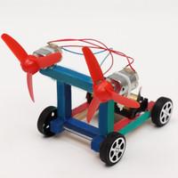 Zhiqixiong 稚气熊 双桨双翼风力空气赛车