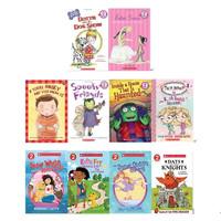 《Leveled Readers L2 学乐分级读物:2级》(英文原版、套装共10册)