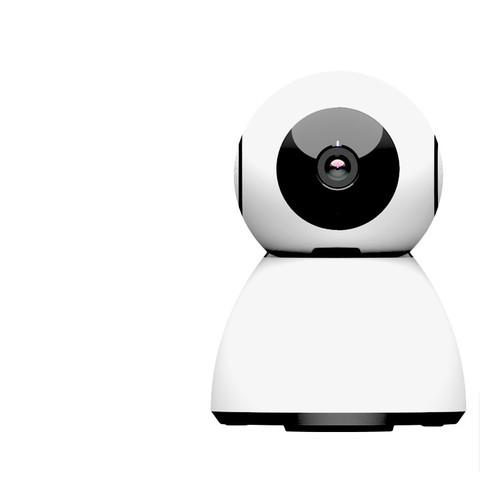 MEARL 觅睿 speed5s 1080P智能云台摄像头 200万像素 红外 白色