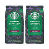 STARBUCKS 星巴克 深度烘焙 咖啡豆 200g*2袋