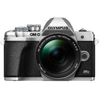 OLYMPUS 奥林巴斯  OM-D E-M10 Mark III S M4/3画幅 微单相机 银色 ED 14-150mm F4 II 变焦镜头 单头套机