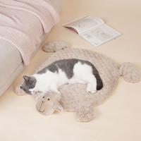 zeze 小羊宠物睡觉垫
