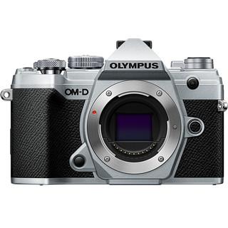 OLYMPUS 奥林巴斯 OM-D E-M5 Mark III M4/3画幅 微单相机 银色 单机身