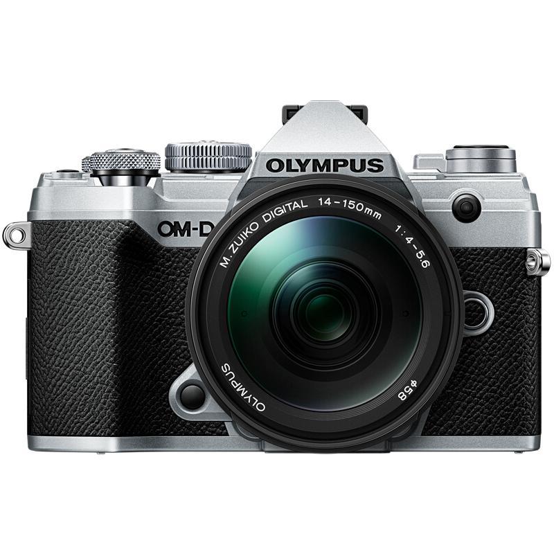 OLYMPUS 奥林巴斯 E-M5 Mark III 微单相机 + 14-150mm F4.0-5.6 II 变焦镜头