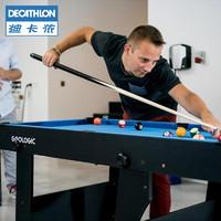 DECATHLON 迪卡侬 可折叠台球桌