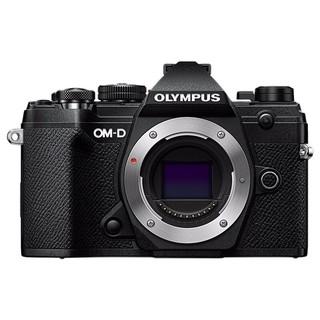 OLYMPUS 奥林巴斯 OM-D E-M5 Mark III M4/3画幅 微单相机 黑色 ED 12-200mm F3.5 变焦镜头 单头套机