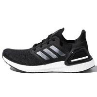 adidas 阿迪达斯 Ultraboost 20 W 女子跑鞋 FY3468 黑色/夜金属灰 39