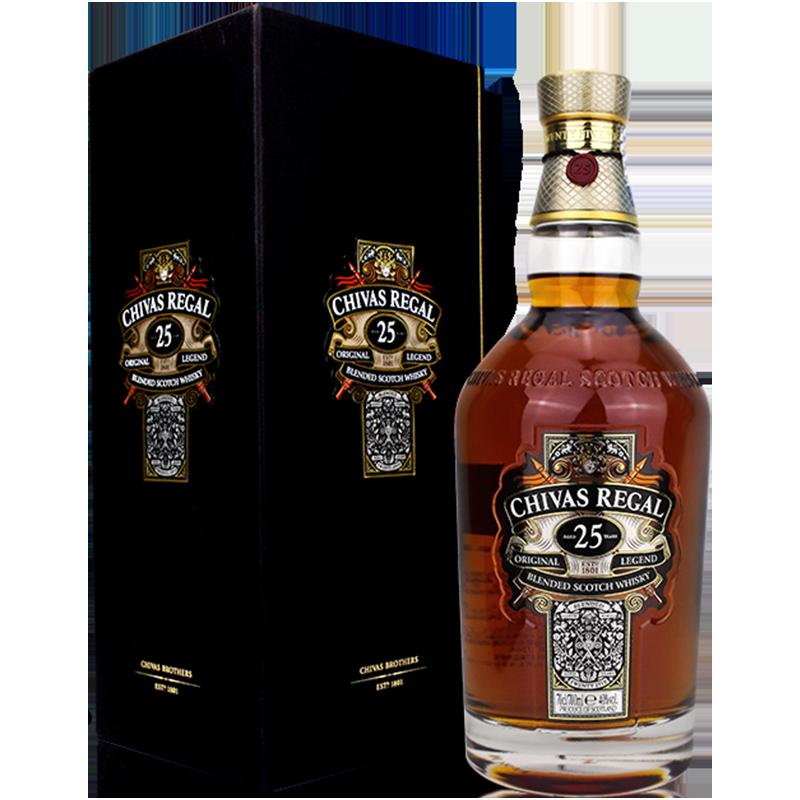 CHIVAS 芝华士 威士忌 40%vol 700ml