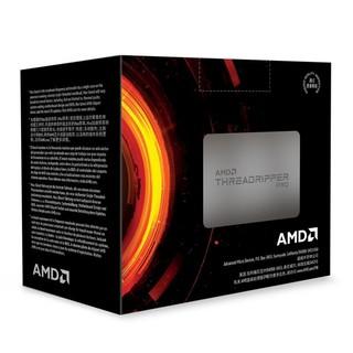 AMD Threadripper  PRO3955WX 工作站处理器