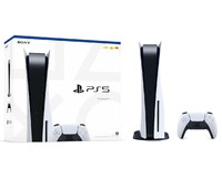 SONY 索尼 PlayStation5 家用游戏主机 光驱版 日版