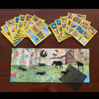 《美国国家地理幼儿动物小百科》(套装 共5册)