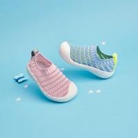 balabala 巴拉巴拉  婴儿软底一脚蹬学步鞋