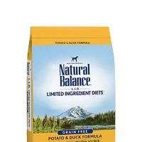 Natural Balance 天衡宝 鸭薯配方 成犬粮 10.88kg