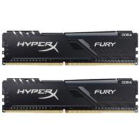 HYPERX Fury系列 DDR4 3200MHz 台式机内存