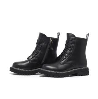 SAFIYA 索菲娅 女士短筒马丁靴 SF04118223