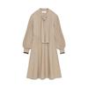 Lily Brown 莉莉 布朗 女士灯笼袖连衣裙 LWNO205002