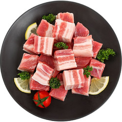 LONG DA 龙大   猪五花肉块  500g