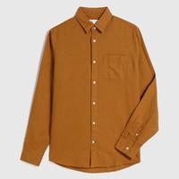 唯品尖货:Gap 盖璞 548296TURMERIC  男士衬衫