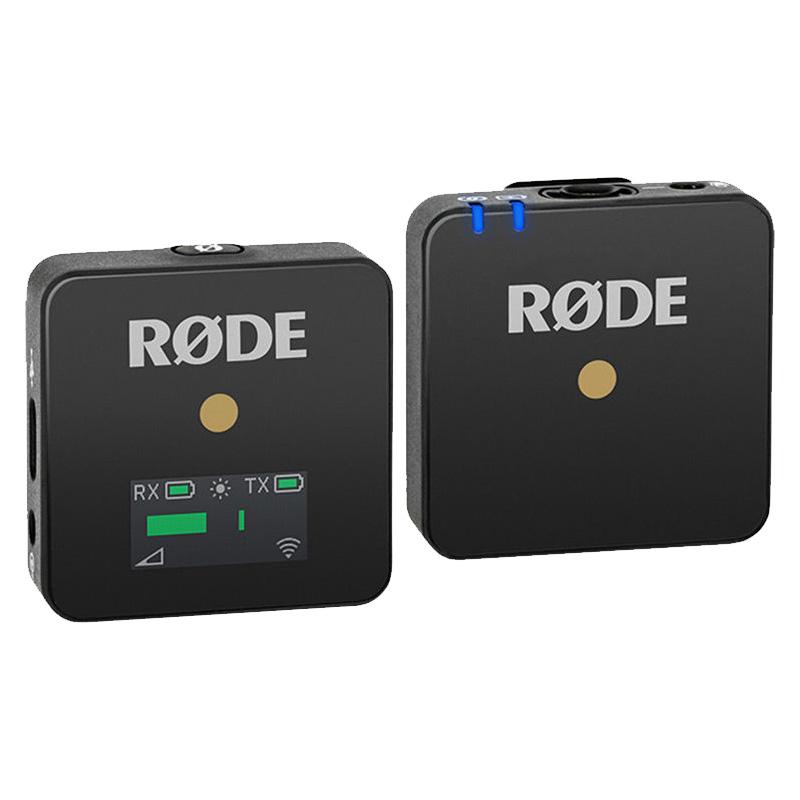 RODE 罗德 Wireless Go 领夹式麦克风