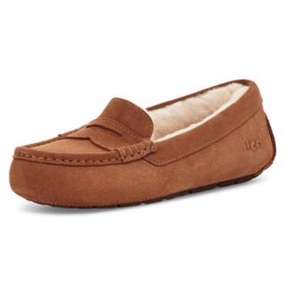 UGG  女士羊绒平底休闲鞋 1118959