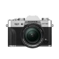 FUJIFILM 富士 X-T30 APS-C画幅 微单相机 银色 XF 18-55mm F2.8 R LM OIS 变焦镜头 单头套机