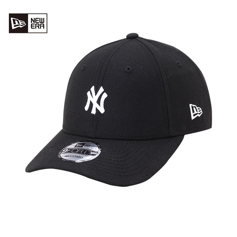 New Era纽亦华MLB洋基棒球帽男女NY/LA运动弯檐帽