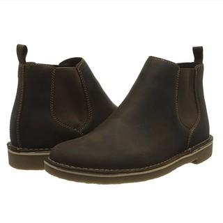 限尺码 : Clarks 其乐 Bushacre 3 男士切尔西靴