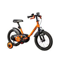 DECATHLON 迪卡侬 OVBK系列 8378276 儿童自行车 14寸 机器人罗伯特